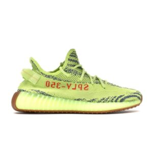Заказать поиск кроссовок Yeezy Boost 350 V2 Semi Frozen Yellow