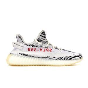 Заказать поиск кроссовок Yeezy Boost 350 V2 Zebra