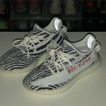 adidas Yeezy Boost 350 V2 Zebra 14