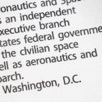 2018 NASA Aerospace Letter Print Tee-4