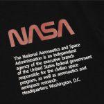2018 NASA Aerospace Letter Print Tee-5