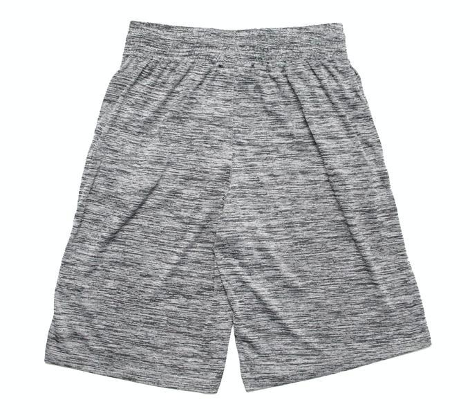 2018 NBA Training Shorts Grey-1