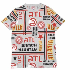2019 Atlanta Hawks Tee NBA Series