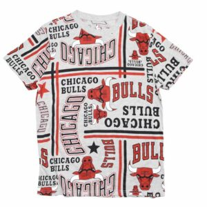 2019 Chicago Bulls Tee NBA Series