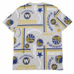 2019 Golden State Warriors Tee NBA Series-1
