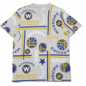 2019 Golden State Warriors Tee NBA Series
