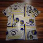 2019 Golden State Warriors Tee NBA Series-5