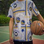 2019 Golden State Warriors Tee NBA Series-7