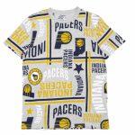 2019 Indiana Pacers Tee NBA Series