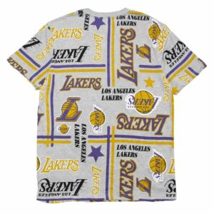 2019 LA Lakers Tee NBA Series