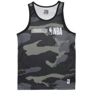 2019 NBA Khaki 3M Jersey