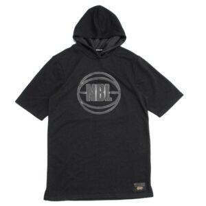 2019 NBL Training Hoodie Black