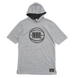 2019 NBL Training Hoodie Grey