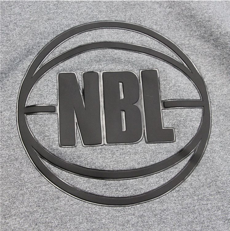 2019 NBL Training Hoodie White-5