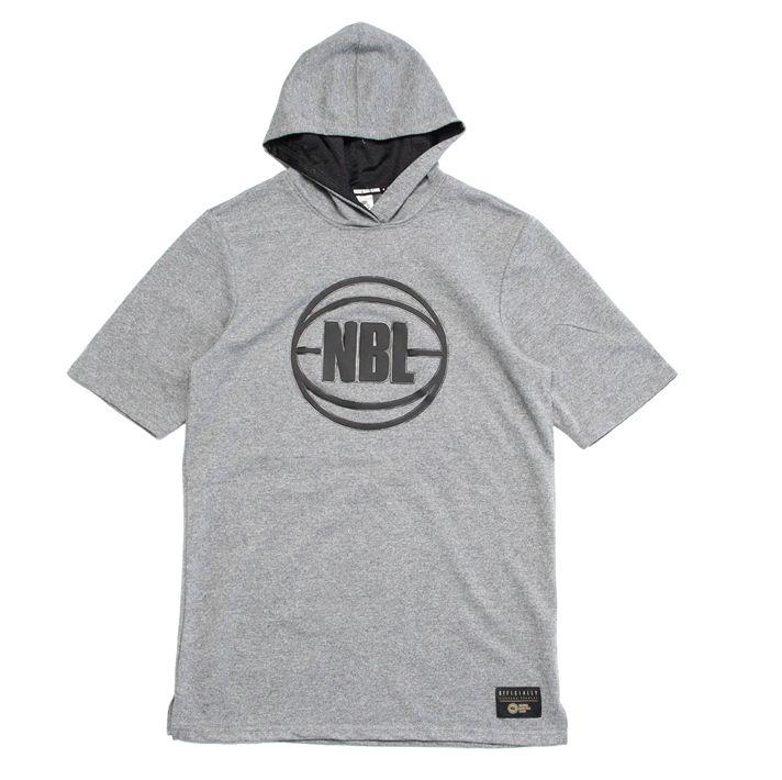 2019 NBL Training Hoodie White