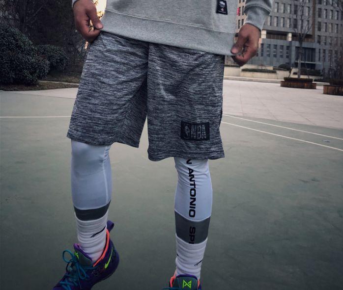 2019 San Antonio Spurs Tight White-7