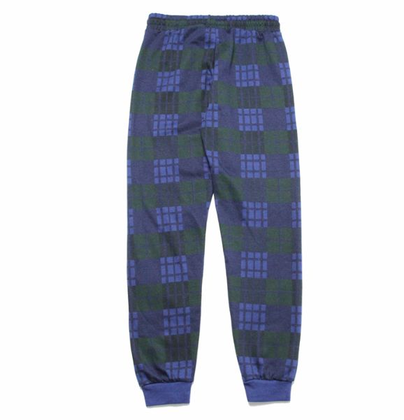 2019 YALE Scotland Blue Pants-1