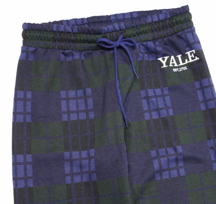 2019 YALE Scotland Blue Pants-2