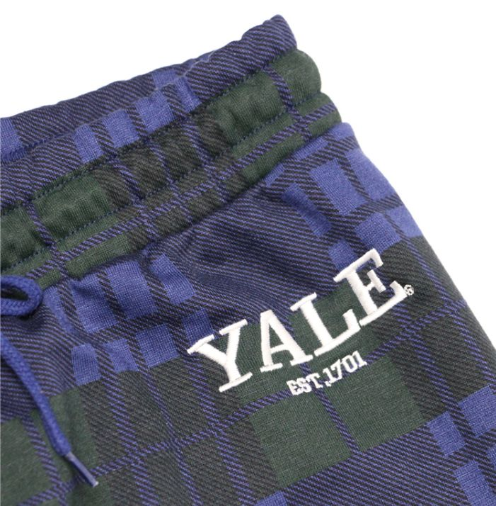2019 YALE Scotland Blue Pants-5