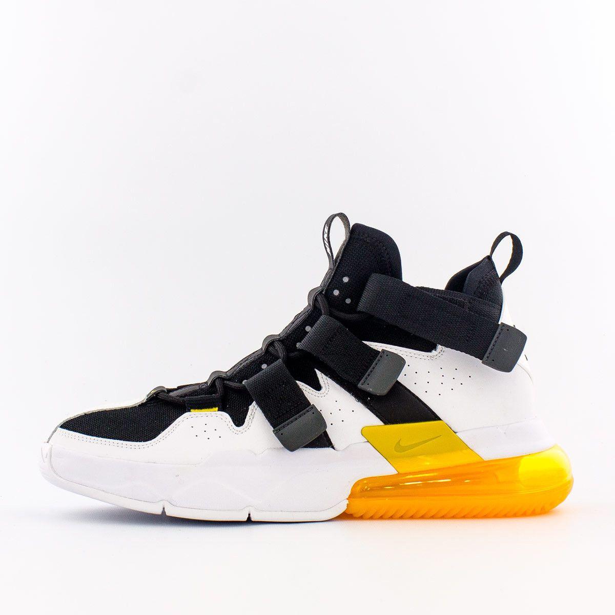 Air Edge 270 White Black Orange купить