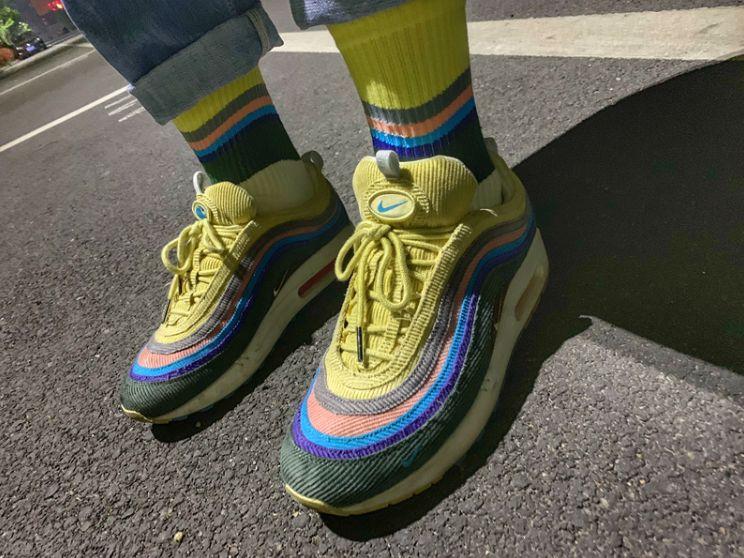 AirMax SH Sean Wotherspoon Socks-13