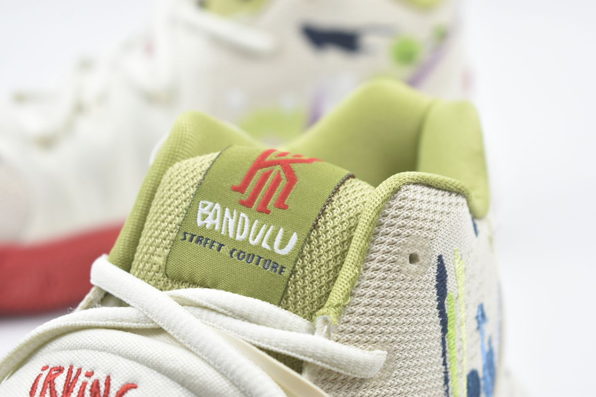Bandulu x Kyrie 5 Embroidered Splatters
