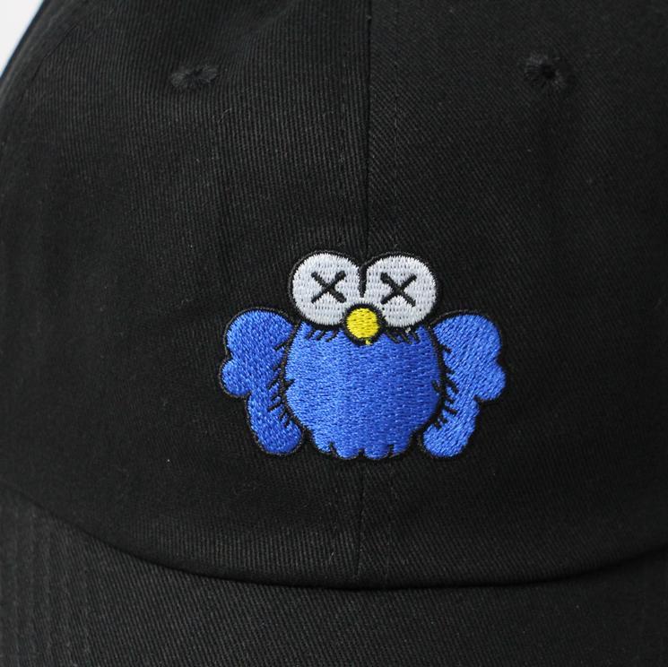 Бейсболка KAWS x Sesame Street #1-2