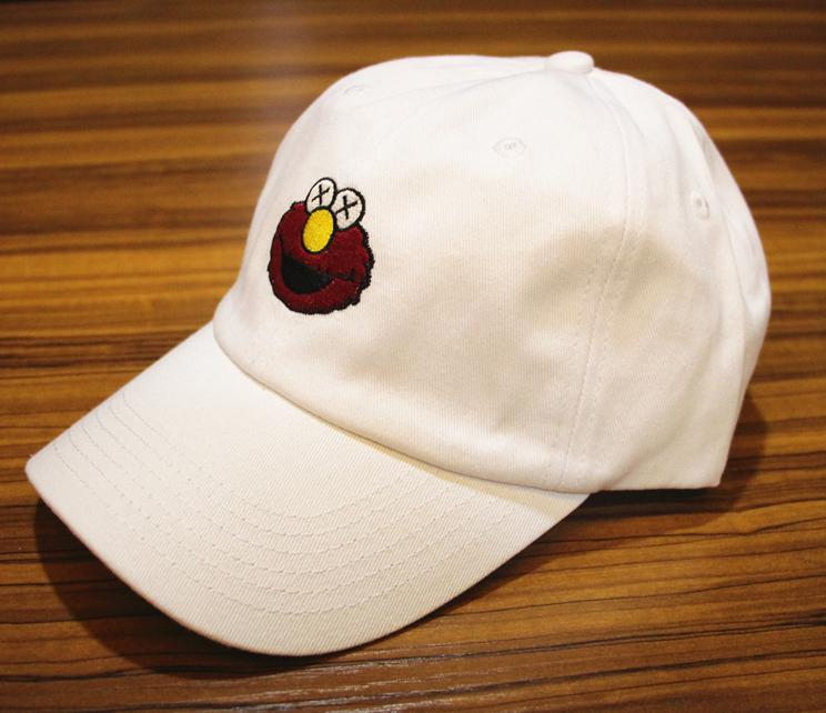 Бейсболка KAWS x Sesame Street #1-8