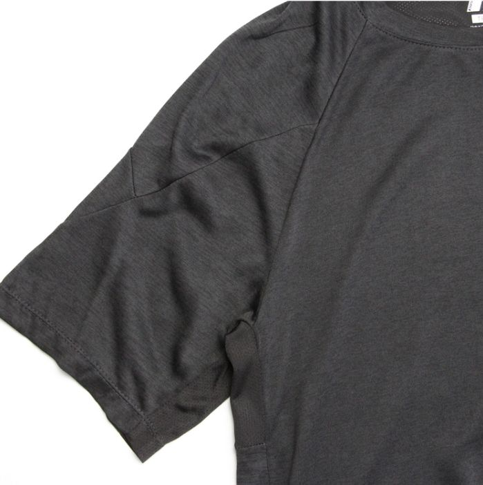 Big & Tall Russell Dry Power Tee Black-3