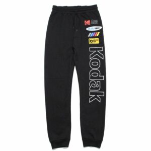 Forever 21 x Kodak Pants Black