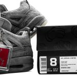 KAWS x Air Jordan 4 Retro Cool Grey-19