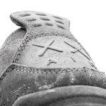 KAWS x Air Jordan 4 Retro Cool Grey-9