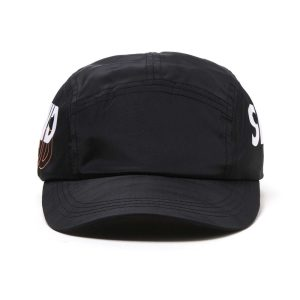 MADNESS x WIND AND SEA 5 Panels Cap Black