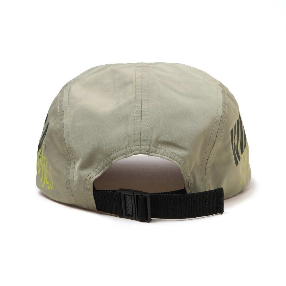 MADNESS x WIND AND SEA 5 Panels Cap Brown-2