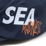 MADNESS x WIND AND SEA 5 Panels Cap Navi-5