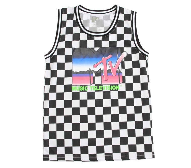 MTV Chess Jersey by B20THER
