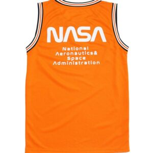NASA Orange Jersey by B20THER