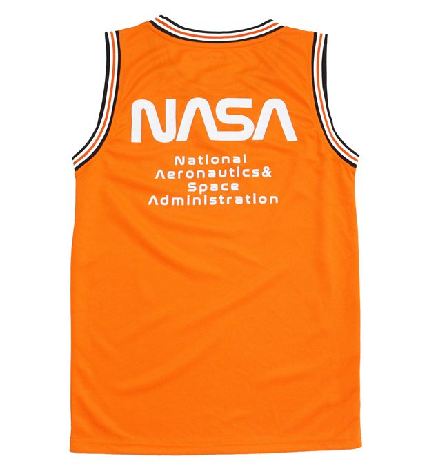 NASA Orange Jersey by B20THER-1