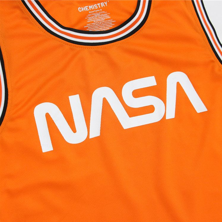 NASA Orange Jersey by B20THER-2