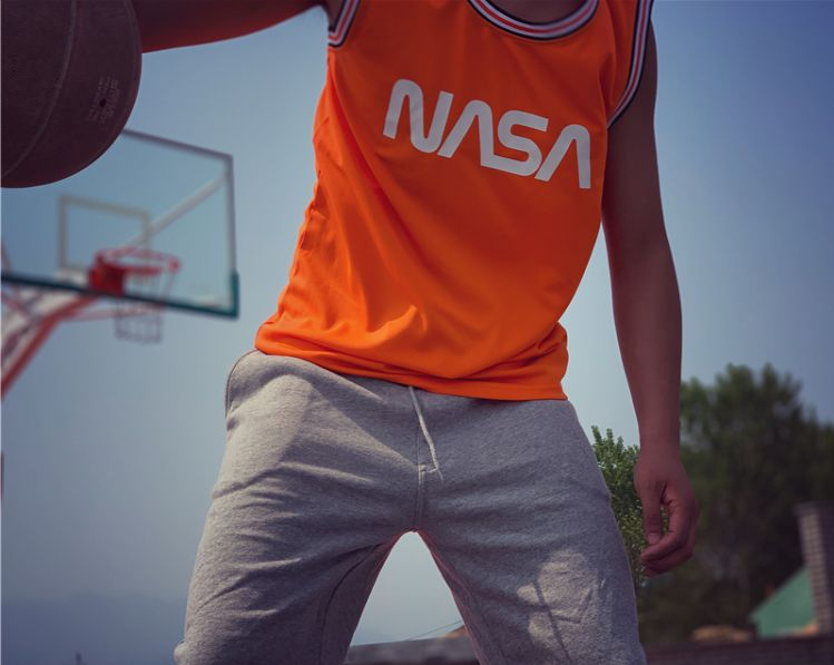 NASA Orange Jersey by B20THER-6