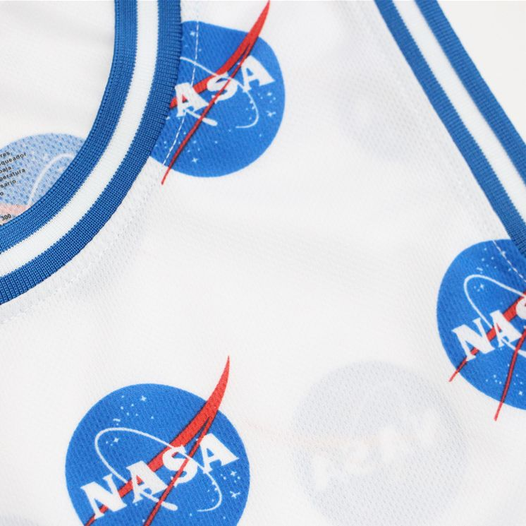 NASA White Label Jersey by B20THER-2