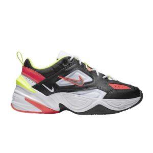 Nike M2K Tekno Black Volt Crimson