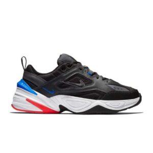 Nike M2K Tekno Dark Grey Racer Blue