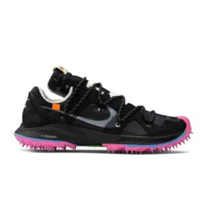 OFF-WHITE x Wmns Air Zoom Terra Kiger 5 Black