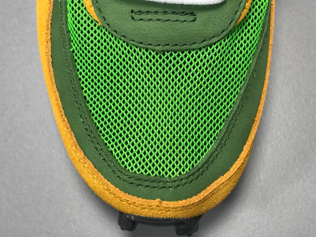 Sacai x LDV Waffle Green Gusto-6