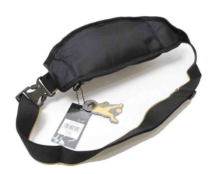 Seri Jakala x Ronaldinho 10 Black Bag-1