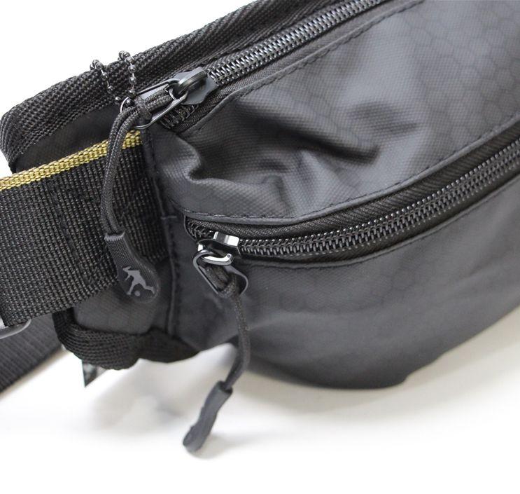 Seri Jakala x Ronaldinho 10 Black Bag-10