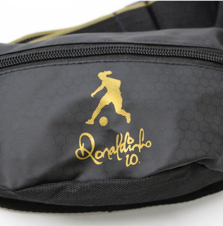 Seri Jakala x Ronaldinho 10 Black Bag-12