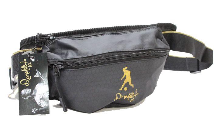 Seri Jakala x Ronaldinho 10 Black Bag-2
