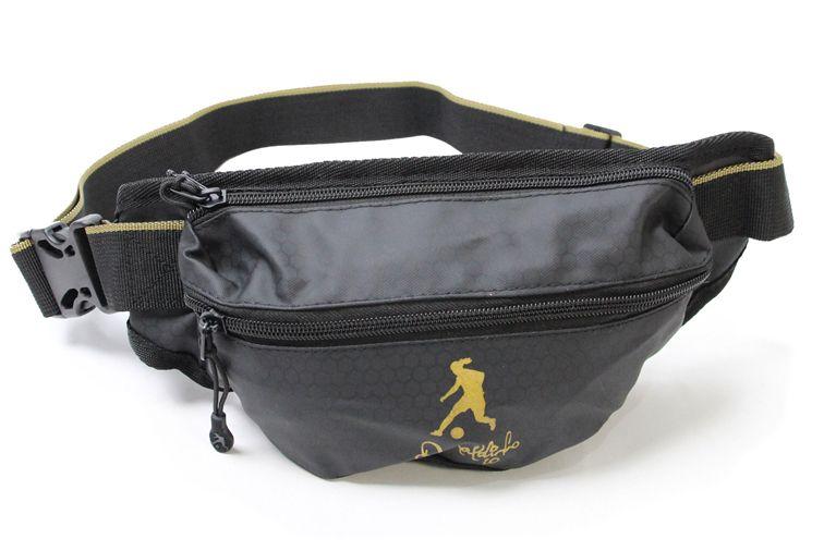 Seri Jakala x Ronaldinho 10 Black Bag-3